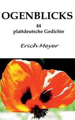 Ogenblicks (Paperback)