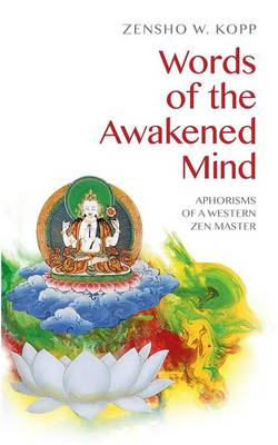 Words of the Awakened Mind (Paperback)