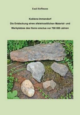 Emil Hoffmann: Koblenz - Immendorf (Paperback)