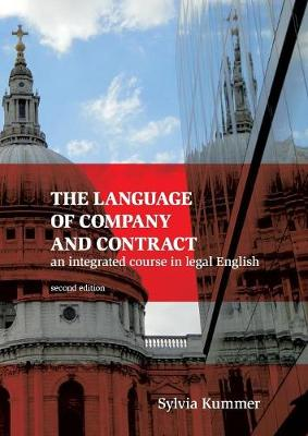 The Language of Company and Contract (Paperback)