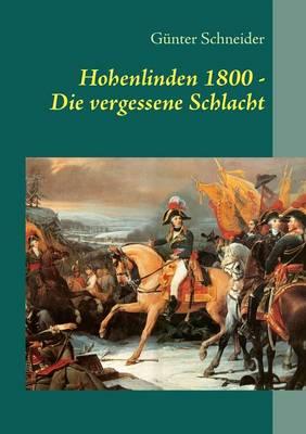 Hohenlinden 1800 (Paperback)