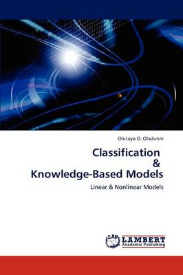 Classification & Knowledge-Based Models (Paperback)