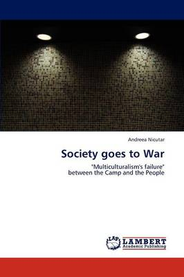 Society Goes to War (Paperback)