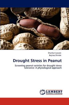 Drought Stress in Peanut (Paperback)