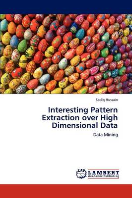 Interesting Pattern Extraction Over High Dimensional Data (Paperback)