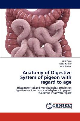 Anatomy of Digestive System of Pigeon with Regard to Age (Paperback)