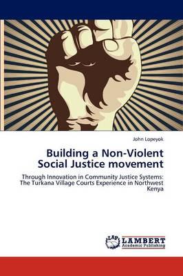 Building a Non-Violent Social Justice Movement (Paperback)