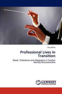 Professional Lives in Transition (Paperback)