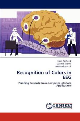 Recognition of Colors in Eeg (Paperback)