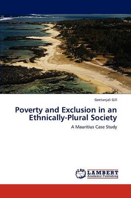 Poverty and Exclusion in an Ethnically-Plural Society (Paperback)