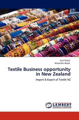 Textile Business Opportunity in New Zealand (Paperback)