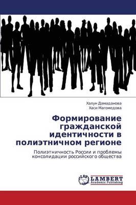 Formirovanie Grazhdanskoy Identichnosti V Polietnichnom Regione (Paperback)
