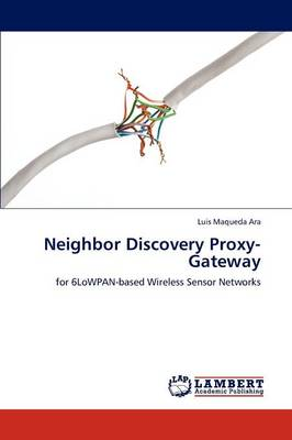 Neighbor Discovery Proxy-Gateway (Paperback)