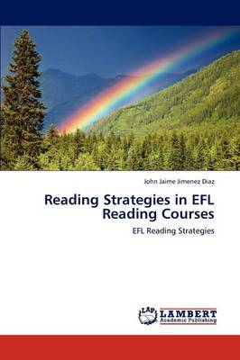 Reading Strategies in Efl Reading Courses (Paperback)