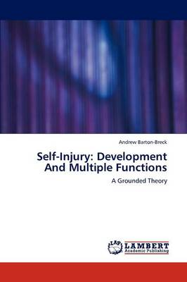 Self-Injury: Development and Multiple Functions (Paperback)