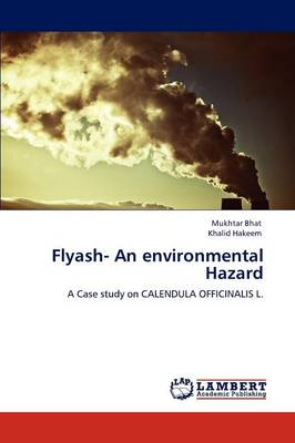 Flyash- An Environmental Hazard (Paperback)