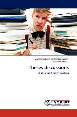 Theses Discussions (Paperback)