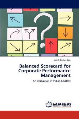Balanced Scorecard for Corporate Performance Management (Paperback)