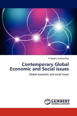 Contemporary Global Economic and Social Issues (Paperback)