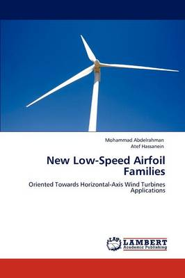 New Low-Speed Airfoil Families (Paperback)