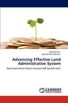 Advancing Effective Land Administrative System (Paperback)