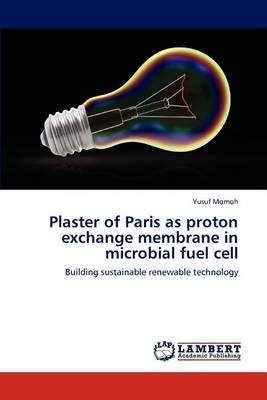 Plaster of Paris as Proton Exchange Membrane in Microbial Fuel Cell (Paperback)