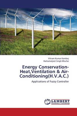 Energy Conservation-Heat, Ventilation & Air- Conditioning(h.V.A.C.) (Paperback)