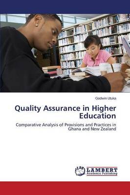 Quality Assurance in Higher Education (Paperback)