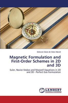 Magnetic Formulation and First-Order Schemes in 2D and 3D (Paperback)