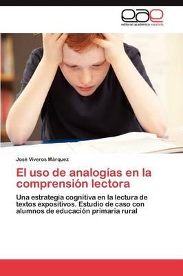 El USO de Analogias En La Comprension Lectora (Paperback)