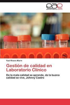 Gestion de Calidad En Laboratorio Clinico (Paperback)