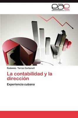La Contabilidad y La Direccion (Paperback)