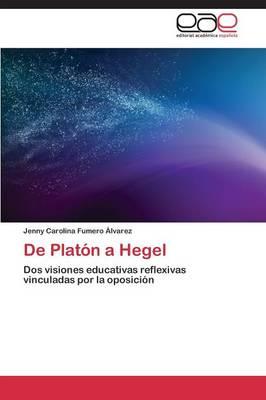 de Platon a Hegel (Paperback)
