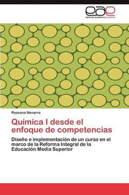 Quimica I Desde El Enfoque de Competencias (Paperback)