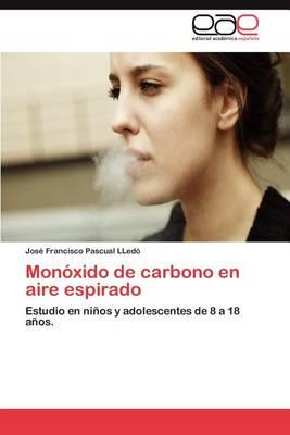 Monoxido de Carbono En Aire Espirado (Paperback)