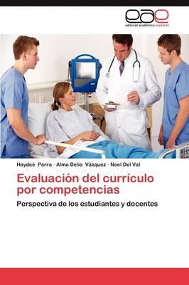Evaluacion del Curriculo Por Competencias (Paperback)