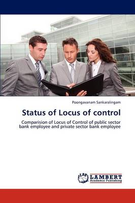 Status of Locus of Control (Paperback)