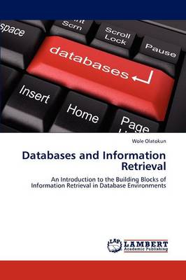 Databases and Information Retrieval (Paperback)