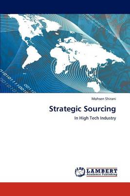 Strategic Sourcing (Paperback)
