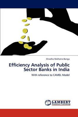 Efficiency Analysis of Public Sector Banks in India (Paperback)
