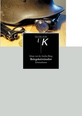 Kriegskriminalist (Paperback)