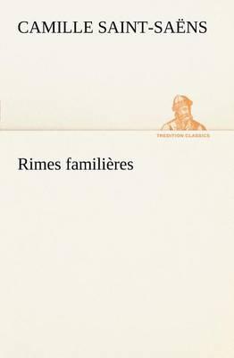 Rimes Famili res (Paperback)