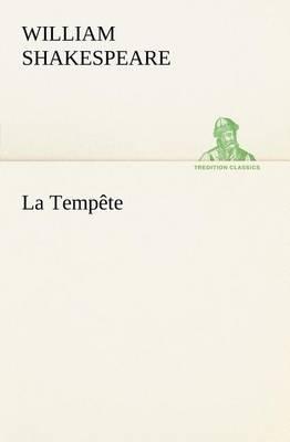 La Temp te (Paperback)