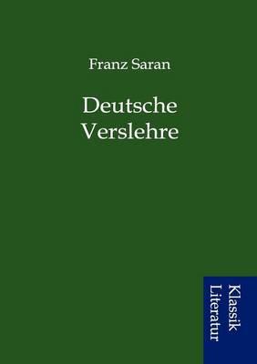 Deutsche Verslehre (Paperback)