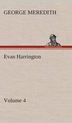 Evan Harrington - Volume 4 (Hardback)