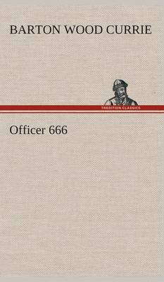 Officer 666 (Hardback)