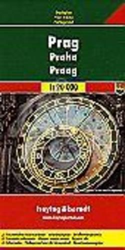 Prague: FBC.600 (Sheet map, folded)