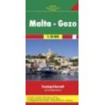 Malta and Gozo: FB.325 - Road Maps (Sheet map)
