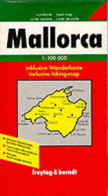 Majorca: FB.S077 - Road Maps (Sheet map)