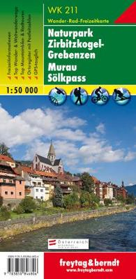 National Park Zirbitzkogel - Grebenzen - Murau - Solkpass Hiking + Leisure Map 1:50 000 (Sheet map, folded)